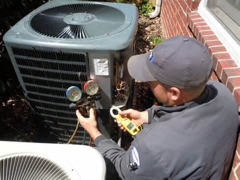 air conditioning tuneup and maintenance
